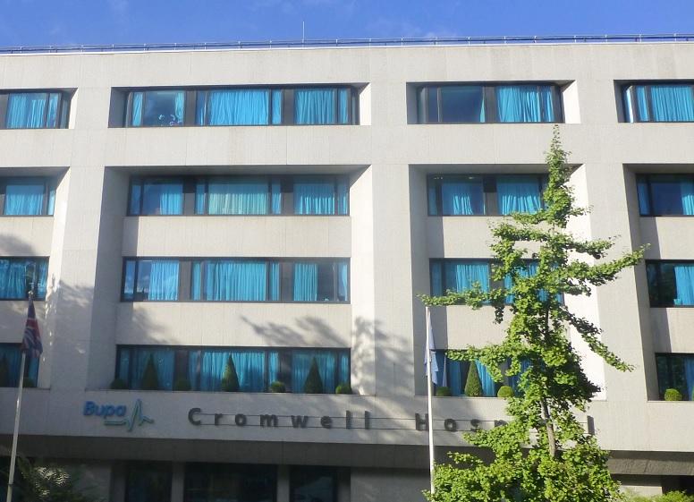 Bupa Cromwell - Private Hospital London | BDHL